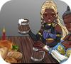 Кадр из игры Создание манги: Мир Фентези (страница 1)