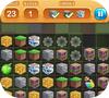 Кадр из игры Блоки Майнкрафт