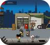 Кадр из игры Город зомби