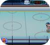 Кадр из игры Легенды хоккея