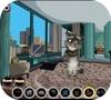 Кадр из игры Говорящий Том: Обустроить комнату