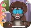 Кадр из игры Говорящий Том: Макияж для малыша