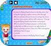 Кадр из игры Малышка Хейзел: Изучаем цвета