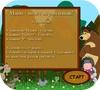Кадр из игры Приключения Маши и медведя