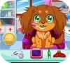Кадр из игры Маша: Вылечить собачку