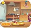 Кадр из игры Маша и медведь: Пицца тортилья