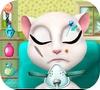 Кадр из игры Говорящая Анжела: Хирургия