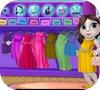 Кадр из игры Говорящая Анжела: Модный день