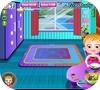 Кадр из игры Малышка Хейзел: Время купания