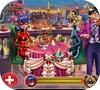 Кадр из игры Леди Баг: Свадебное предложение