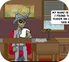 Кадр из игры Общество зомби: Детектив VS Девять мёртвых кошек