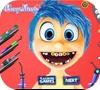 Кадр из игры Головоломка: Радость у стоматолога