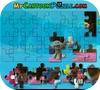 Кадр из игры Тролли: Пазл