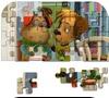 Кадр из игры Пазл Барбоскины: Дружок и Гена