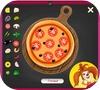 Кадр из игры Барбоскины: Лиза готовит пиццу