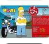 Кадр из игры Симпсоны: Бал смерти