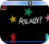 Кадр из игры Цветная битва