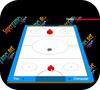 Кадр из игры Воздушный хоккей