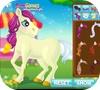 Кадр из игры Ветеринарная клиника для лошадей
