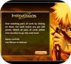 Кадр из игры Наруто: Совернования на память