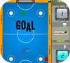Кадр из игры Весёлый воздушный хоккей