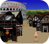 Кадр из игры Мечи и сандали 2