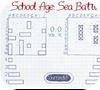 Кадр из игры Школьное время: Морской бой