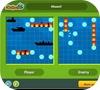 Кадр из игры Морской бой