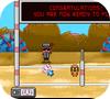 Кадр из игры Пиксельный волейбол
