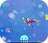 Кадр из игры Проворная рыбка