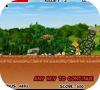 Кадр из игры Разрушить деревню
