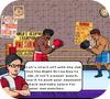 Кадр из игры Бокс: Сильный удар