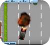 Кадр из игры ГТА: Перестрелка на дороге