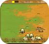 Кадр из игры Кабан и Овцы