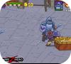 Кадр из игры Защитник склепа