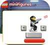Кадр из игры Лего Минифигурки: Космическая ловушка