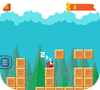 Кадр из игры Птичка и ящики