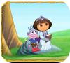 Кадр из игры Даша Королевское спасение