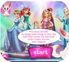Кадр из игры Новый стиль для принцес Диснея