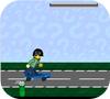 Кадр из игры Лего: Минифигурки - Уличный скейтер