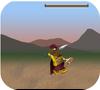 Кадр из игры Лего: Спартанец метатель