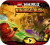 Кадр из игры Лего Ниндзяго Раш