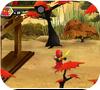 Кадр из игры Ниндзяго: Приключения в лесу
