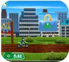 Кадр из игры Лего мотоциклы