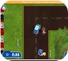 Кадр из игры Лего Сити: Гонка по Лесу