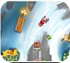 Кадр из игры Лего Сити: Новогодняя Поездка