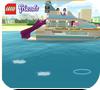 Кадр из игры Лего Френдс: Яхта