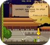 Кадр из игры Лягушка Ниндзя