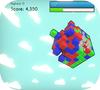 Кадр из игры 3D паззл