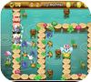 Кадр из игры Цветочный хранитель